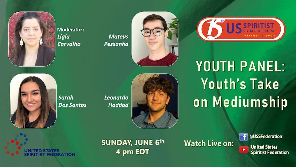 youth talks about mediumship