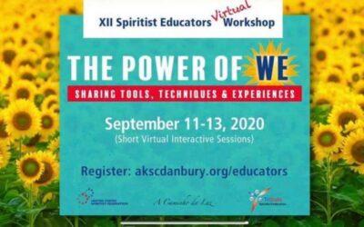 12th Spiritist Educators Workshop 2020